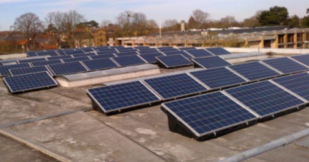 Oxford City Council, Commission Solar Photovoltaic System