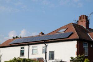 Solar panels Wilmslow