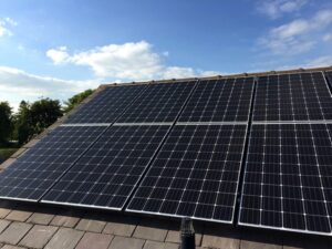Solar PV Panels Installed in Preston