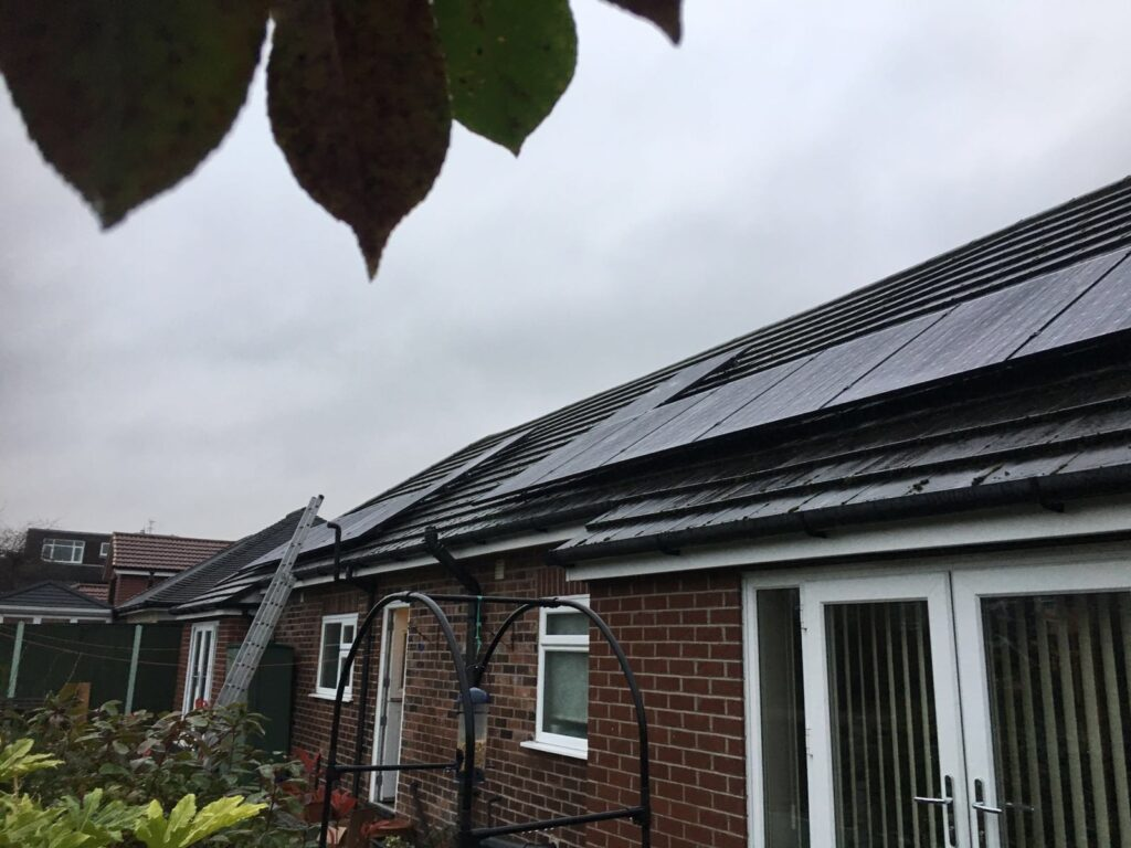 Solar Panel Installation Audenshaw