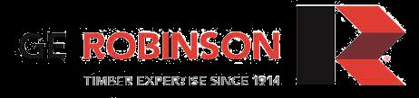 GE Robinson Logo